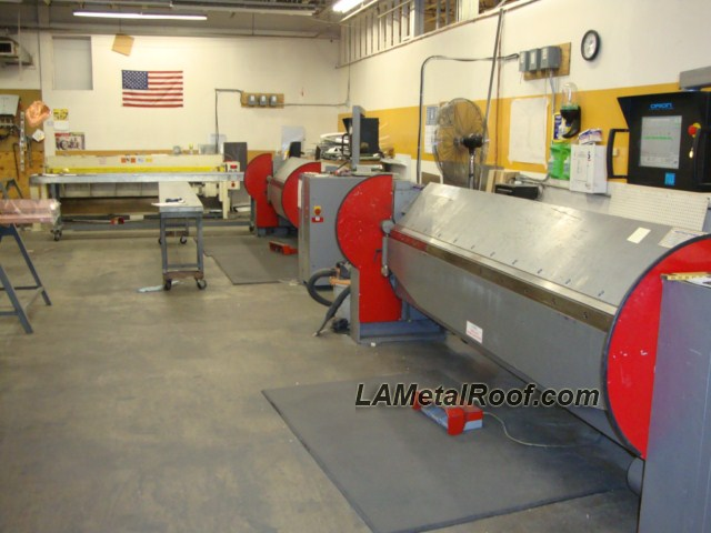 sheet metal shop
